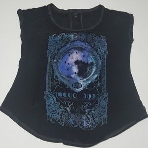 Rock And Republic Shirt Womens Plus Size